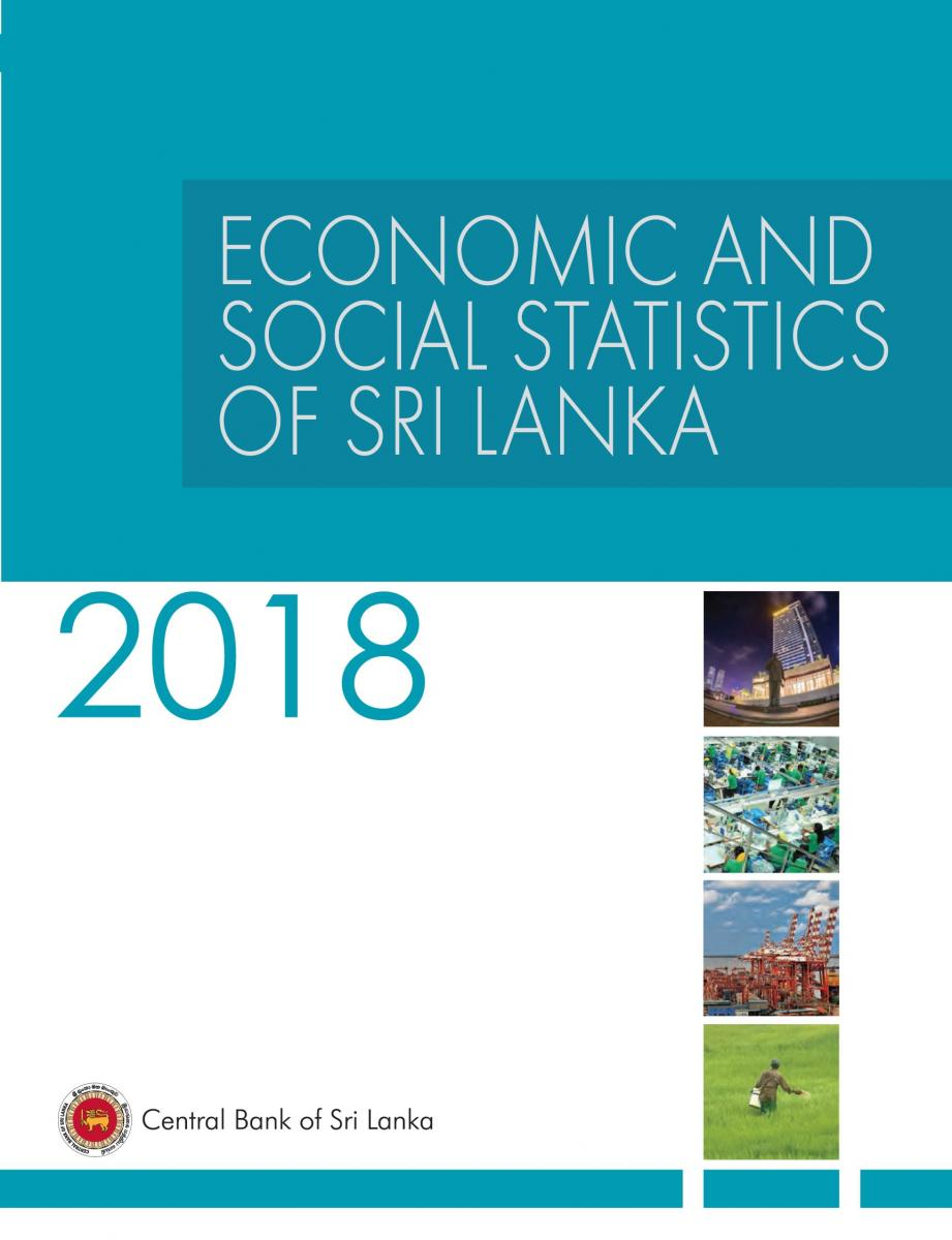 Economic and Social Statistics of Sri Lanka | Central Bank of Sri Lanka